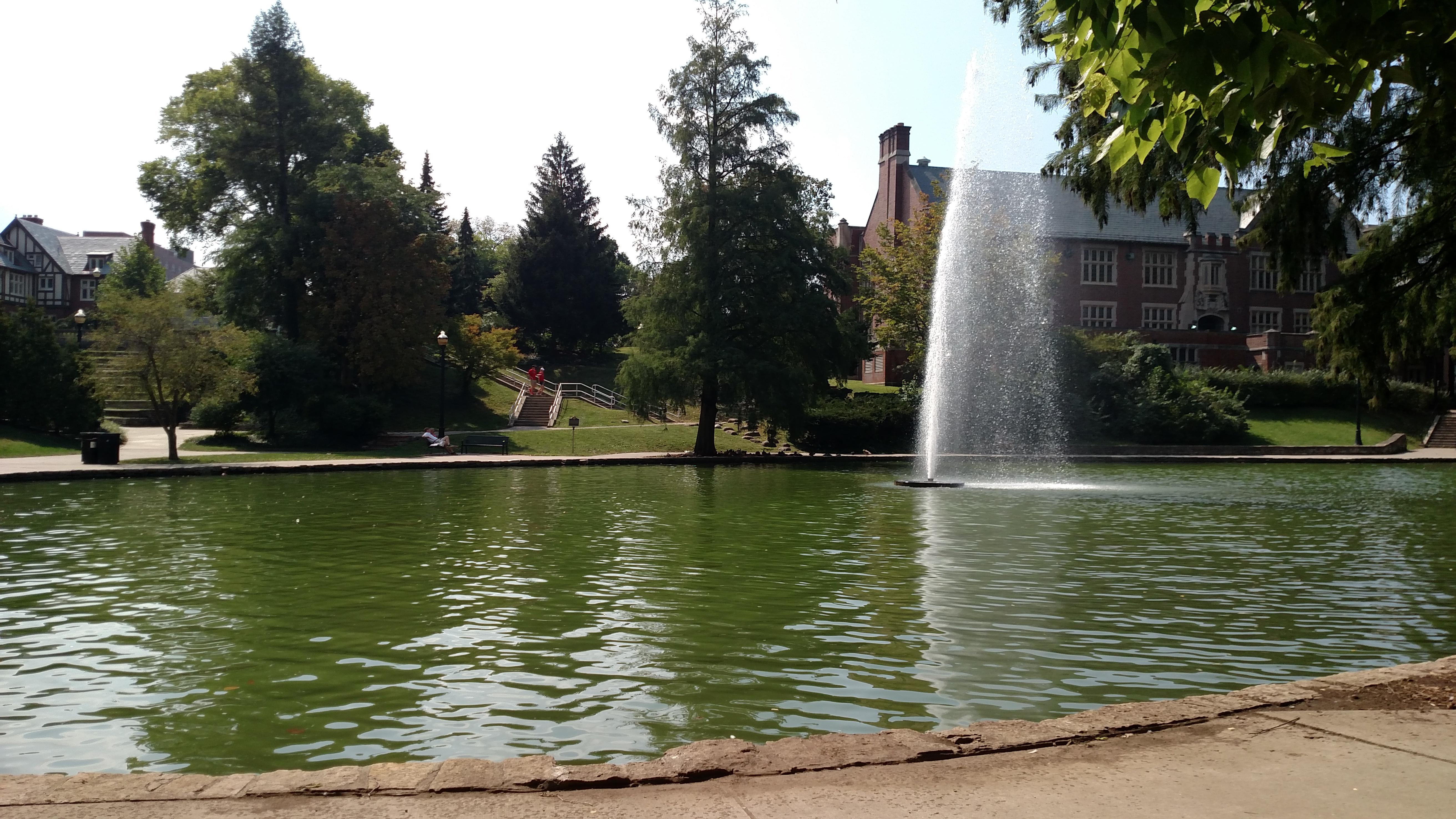 Mirror Lake (Ohio) - Wikipedia