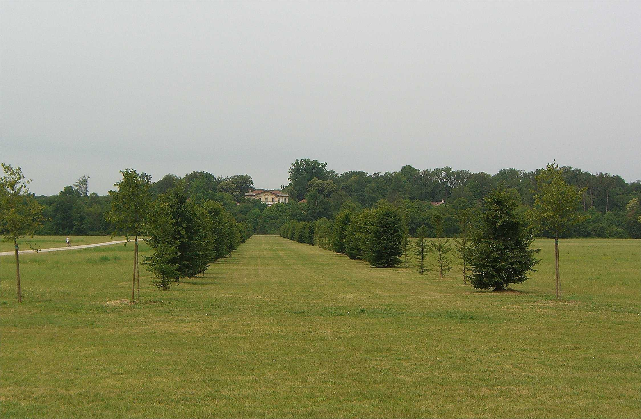Parco Monza Villa Mirabello