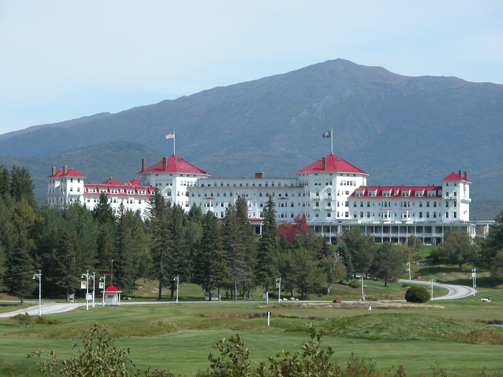 Mt Washington Hotel Deals