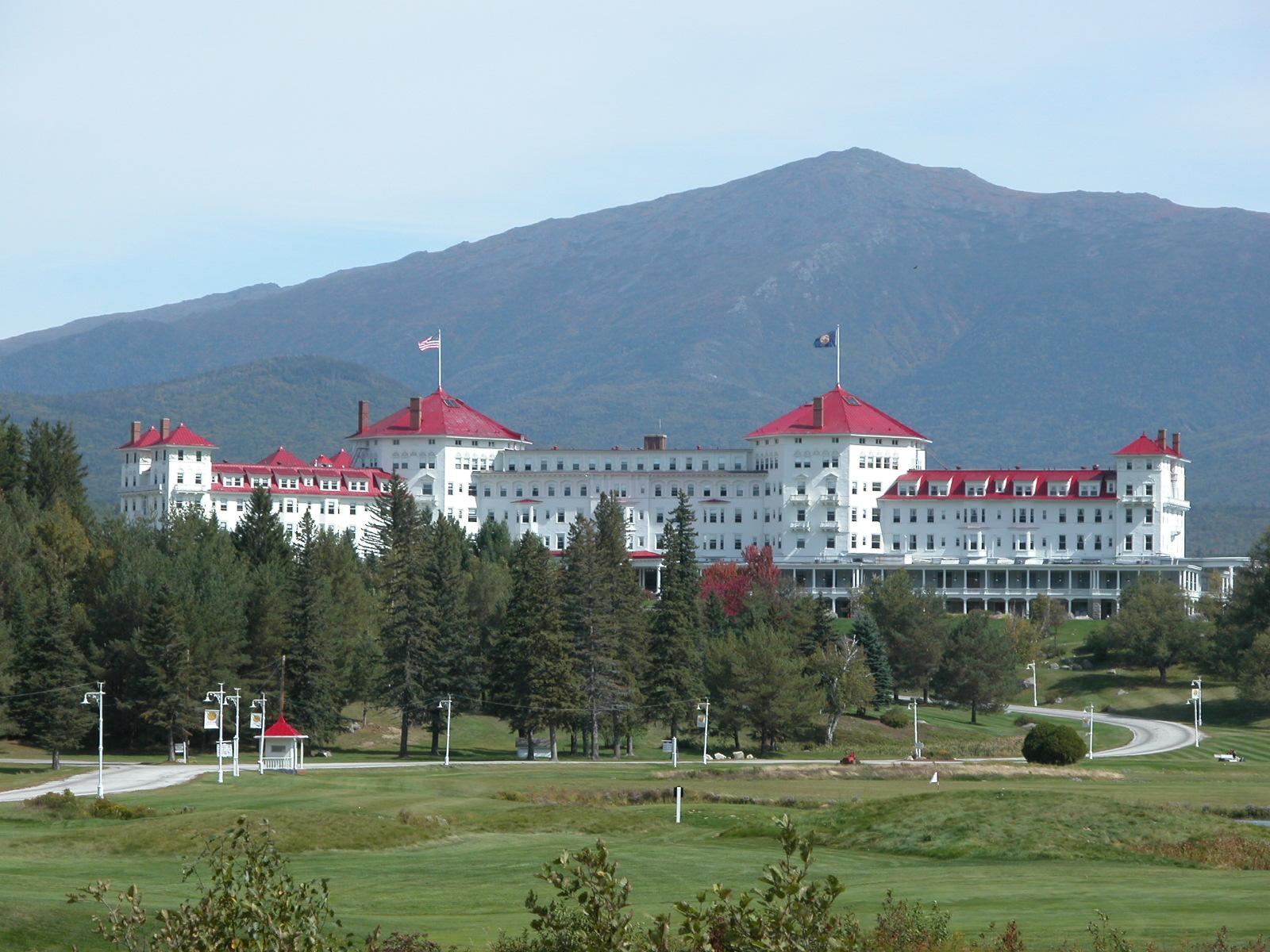 Mount Washington Hotel And Resort