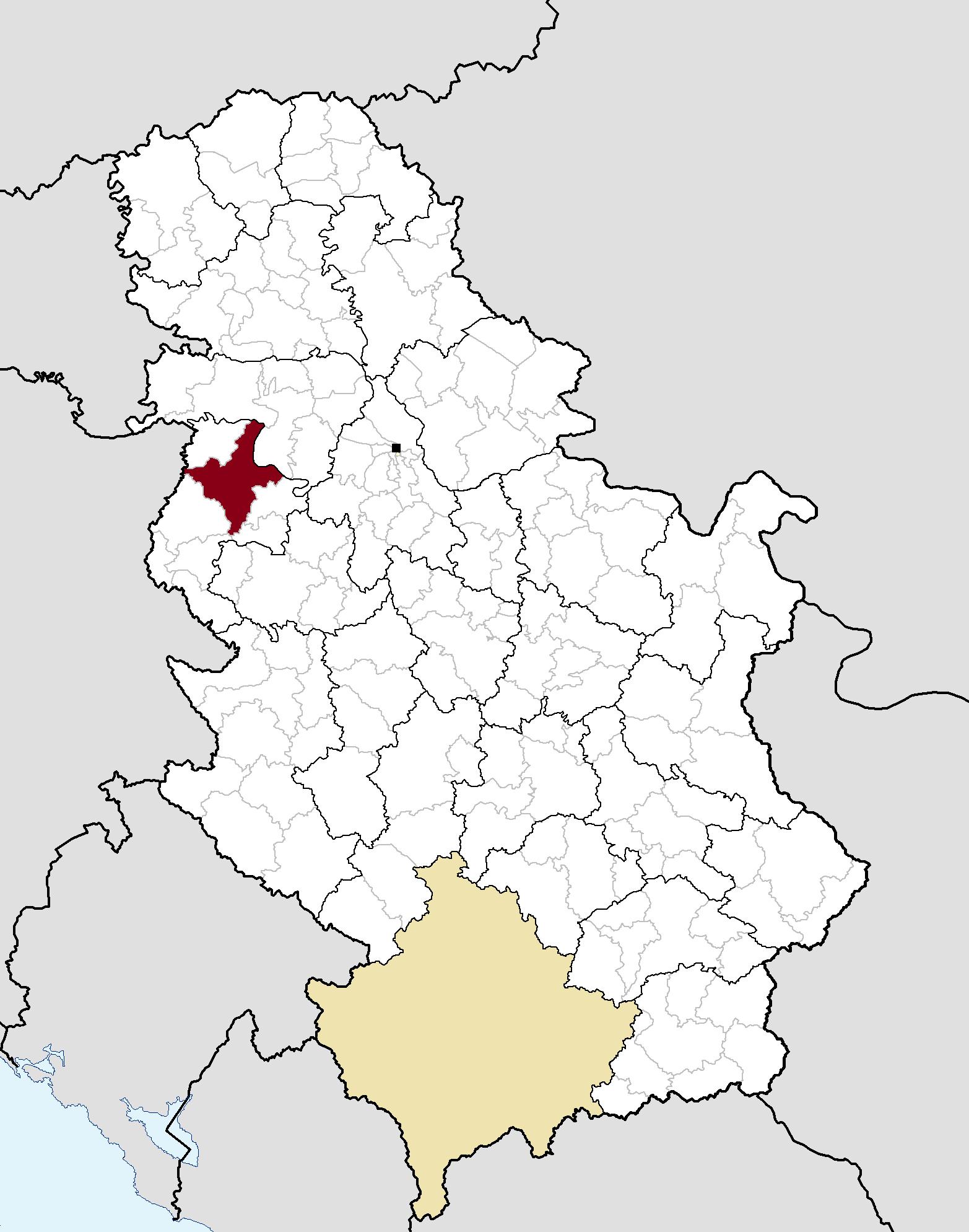 sabac mapa srbije Датотека:Municipalities of Serbia Šabac.png — Vikipedija, slobodna  sabac mapa srbije