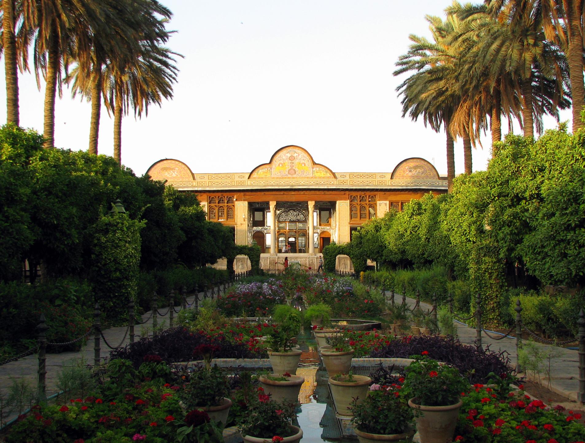 File Narenjestan Ghavam Shiraz I Jpg Wikimedia Commons