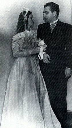 Ficheiro:Nelson Rodrigues e Elza Bretanha - Casamento - 1940.jpg