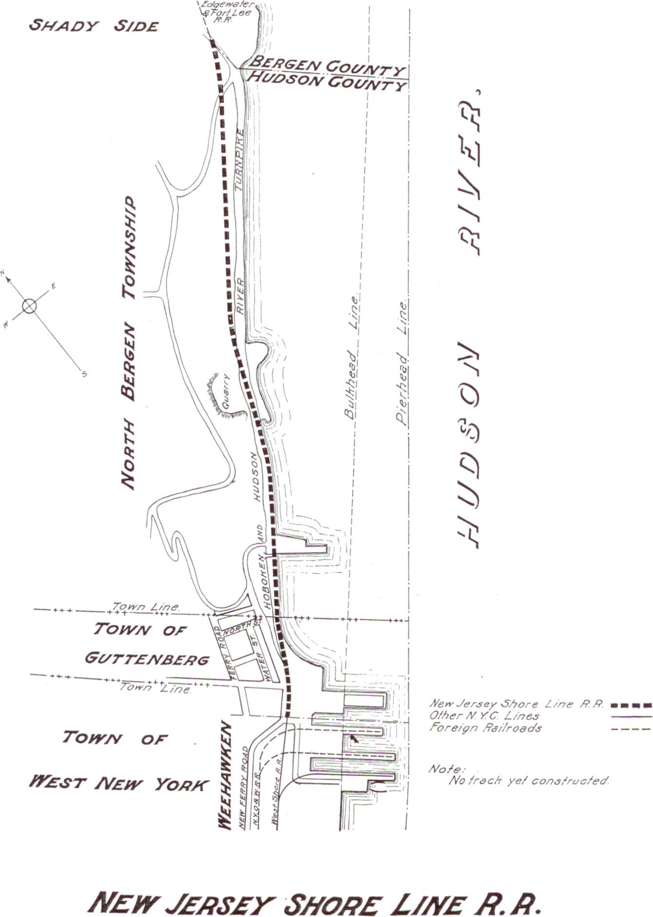RAILROADNET  View Topic  Edgewater