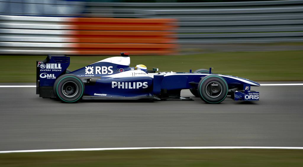 Nico Rosberg Germany