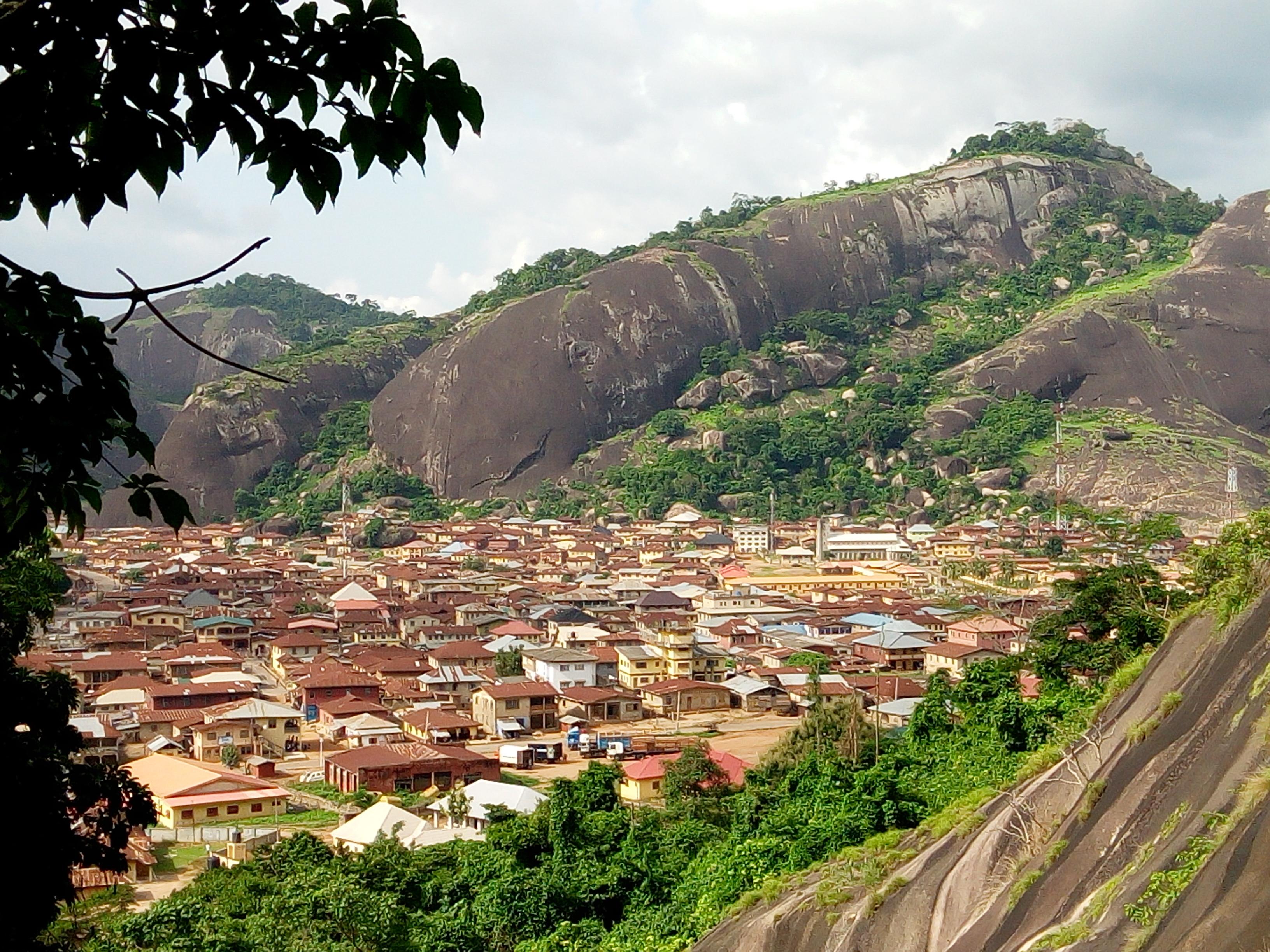 Oke-Idanre Hill