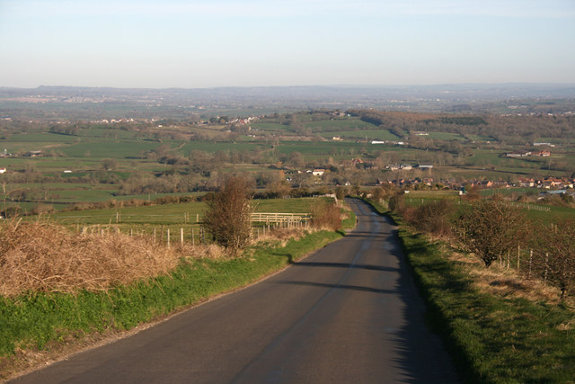 Okeford Hill - geograph.org.uk - 372589