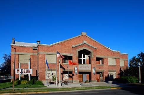 Baker Municipal Natatorium