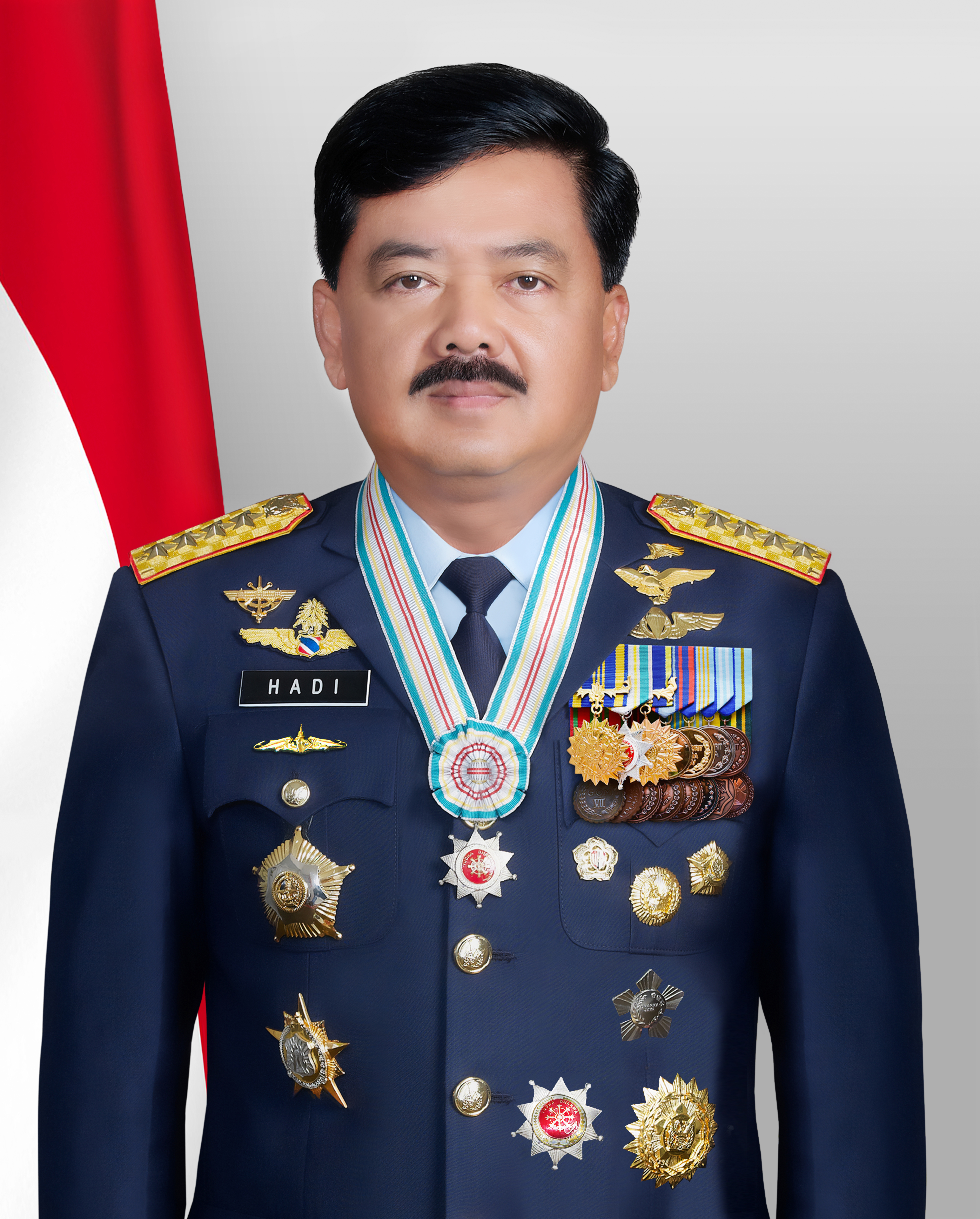 Hadi Tjahjanto Indonesian Air Chief Marshal