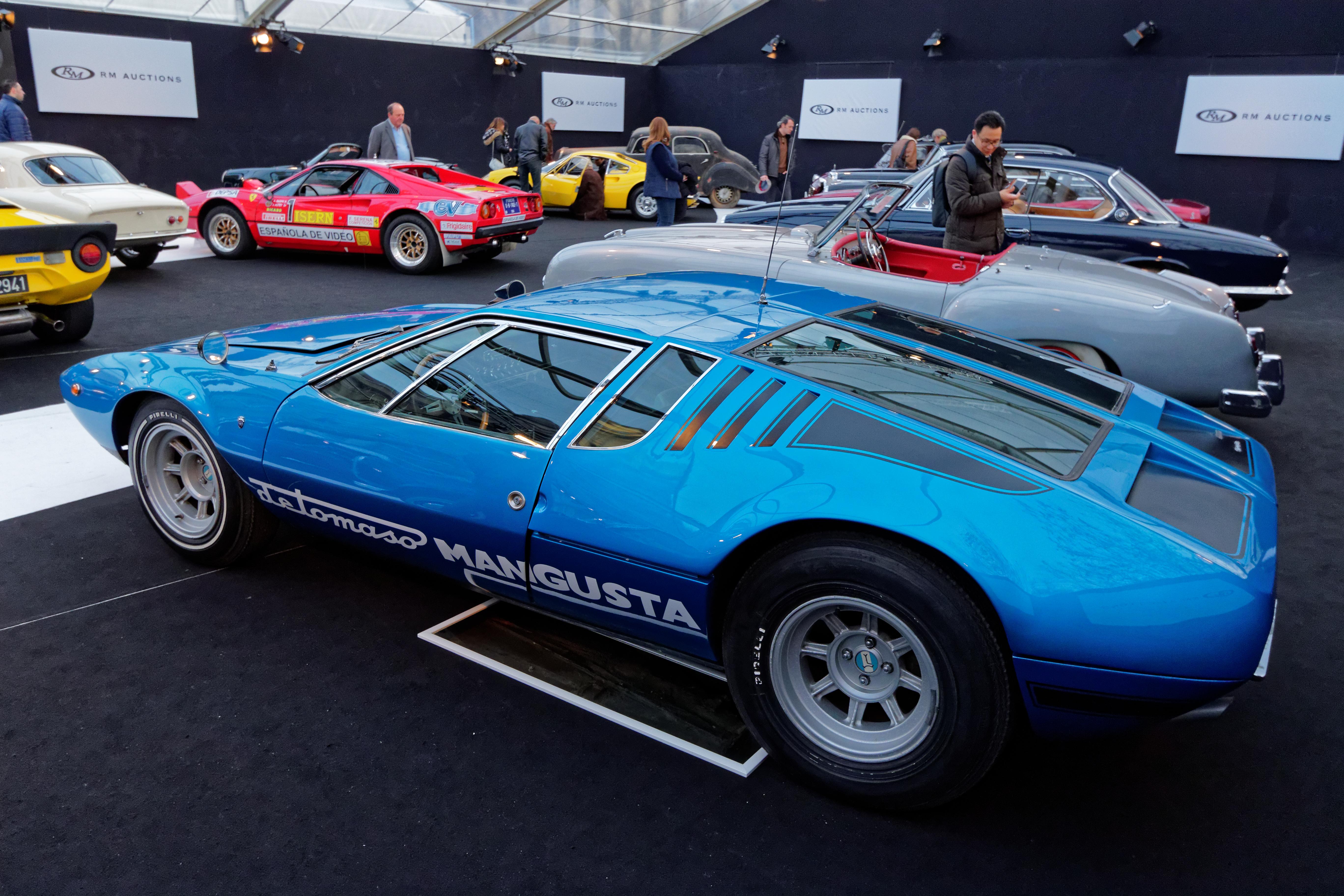 De Tomaso Mangusta >> File Paris Rm Auctions 20150204 De Tomaso Mangusta