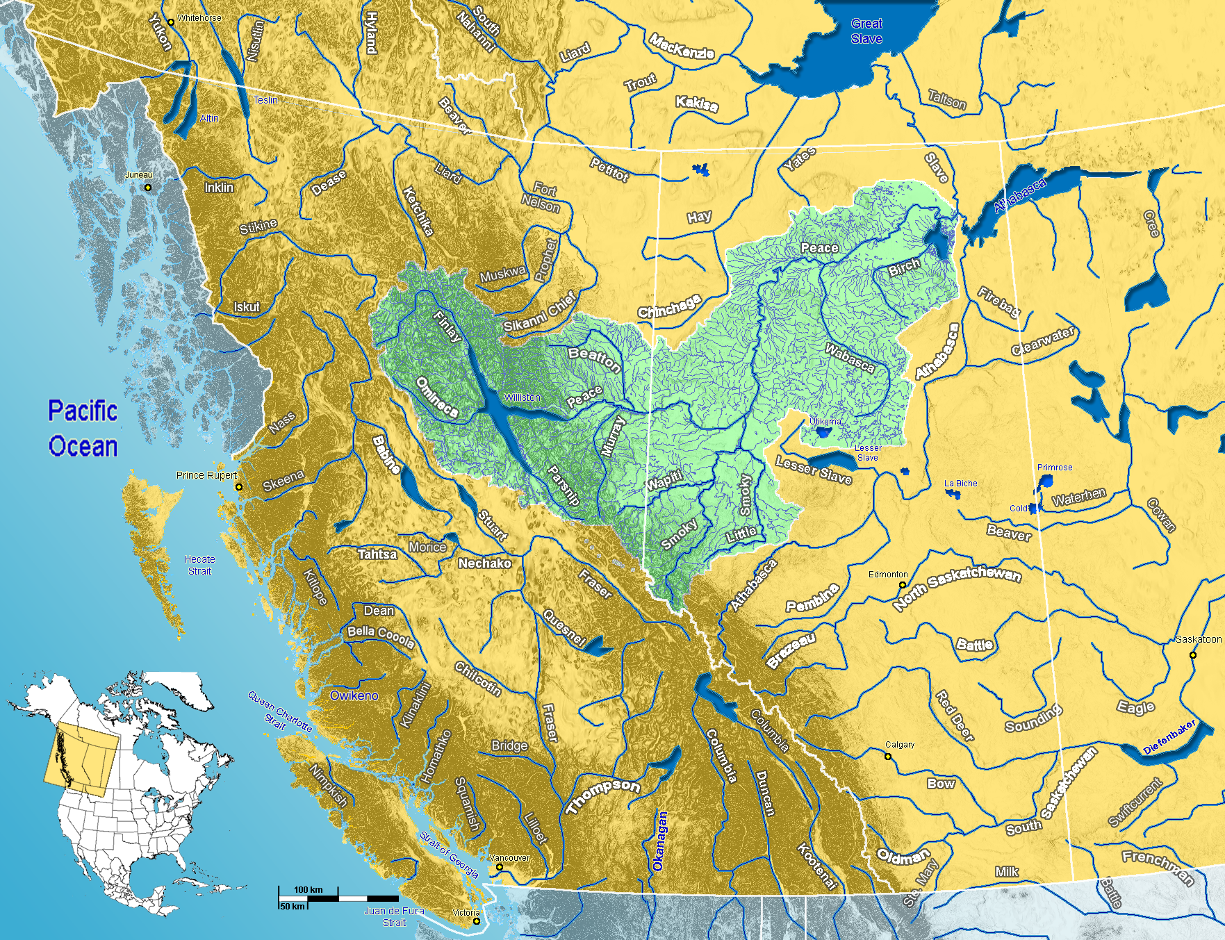 File:Peace River Watershed.png  Wikipedia, the free encyclopedia