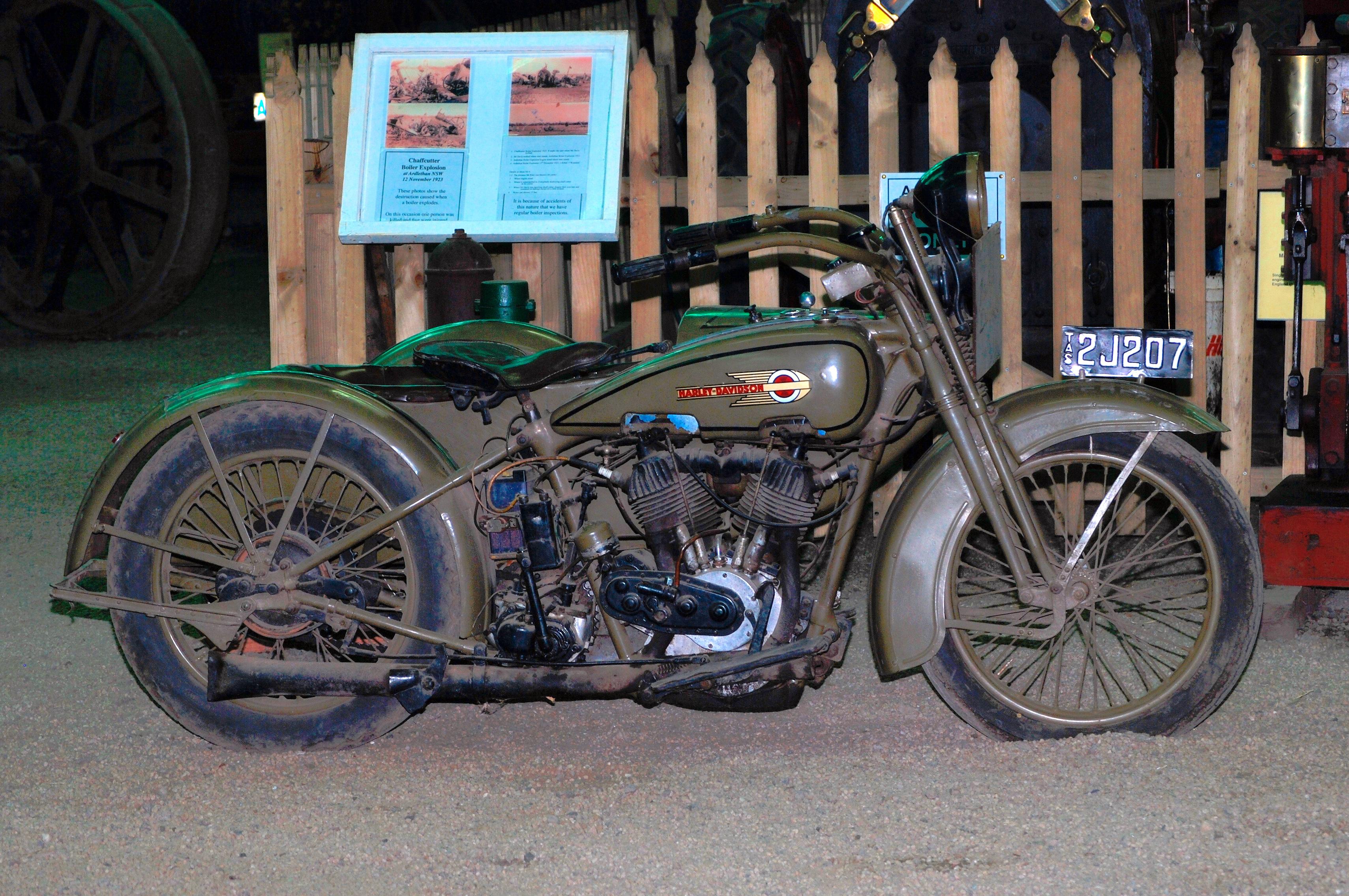 FilePearns Steamworld 1928 Harley Davidson Motorcycle