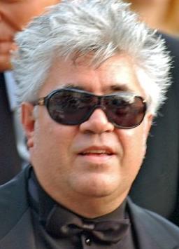 Pedro Almodovar Cannes crop