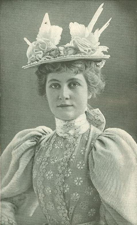 Miss Percy Haswell ca. 1896