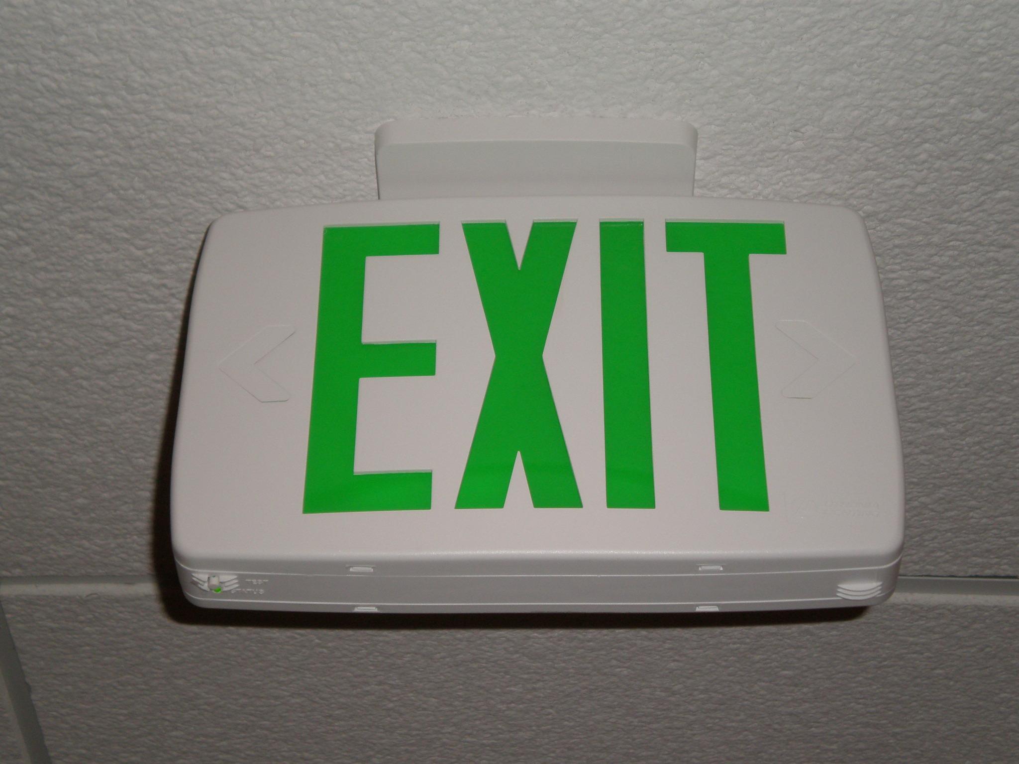 No exit essay