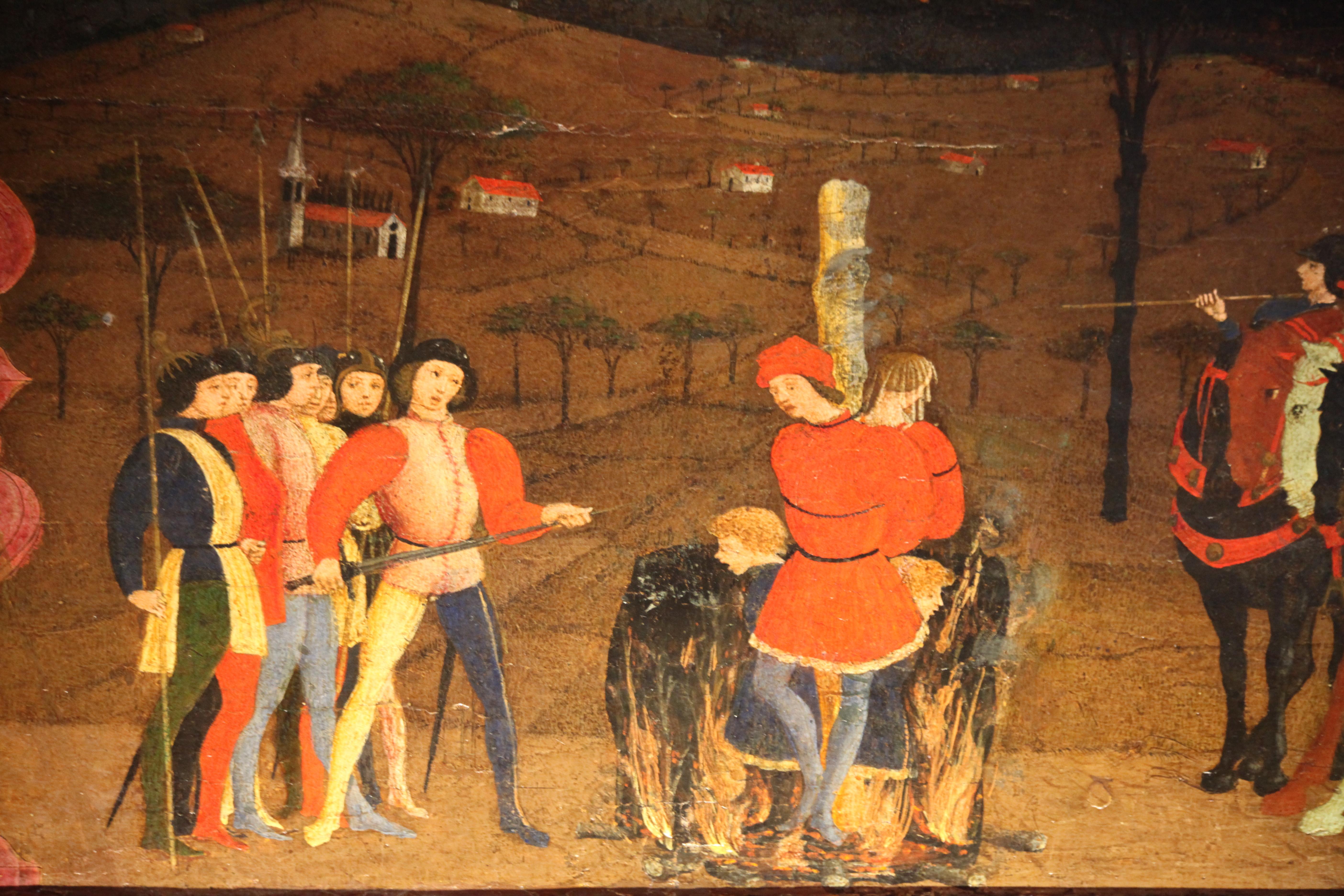 File:Predella dell'Ostia Profanata di Paolo Uccello, 1467-68,8
