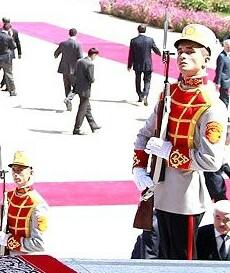 Presidential National Guardsman