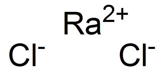 Radium Chloride Wikipedia