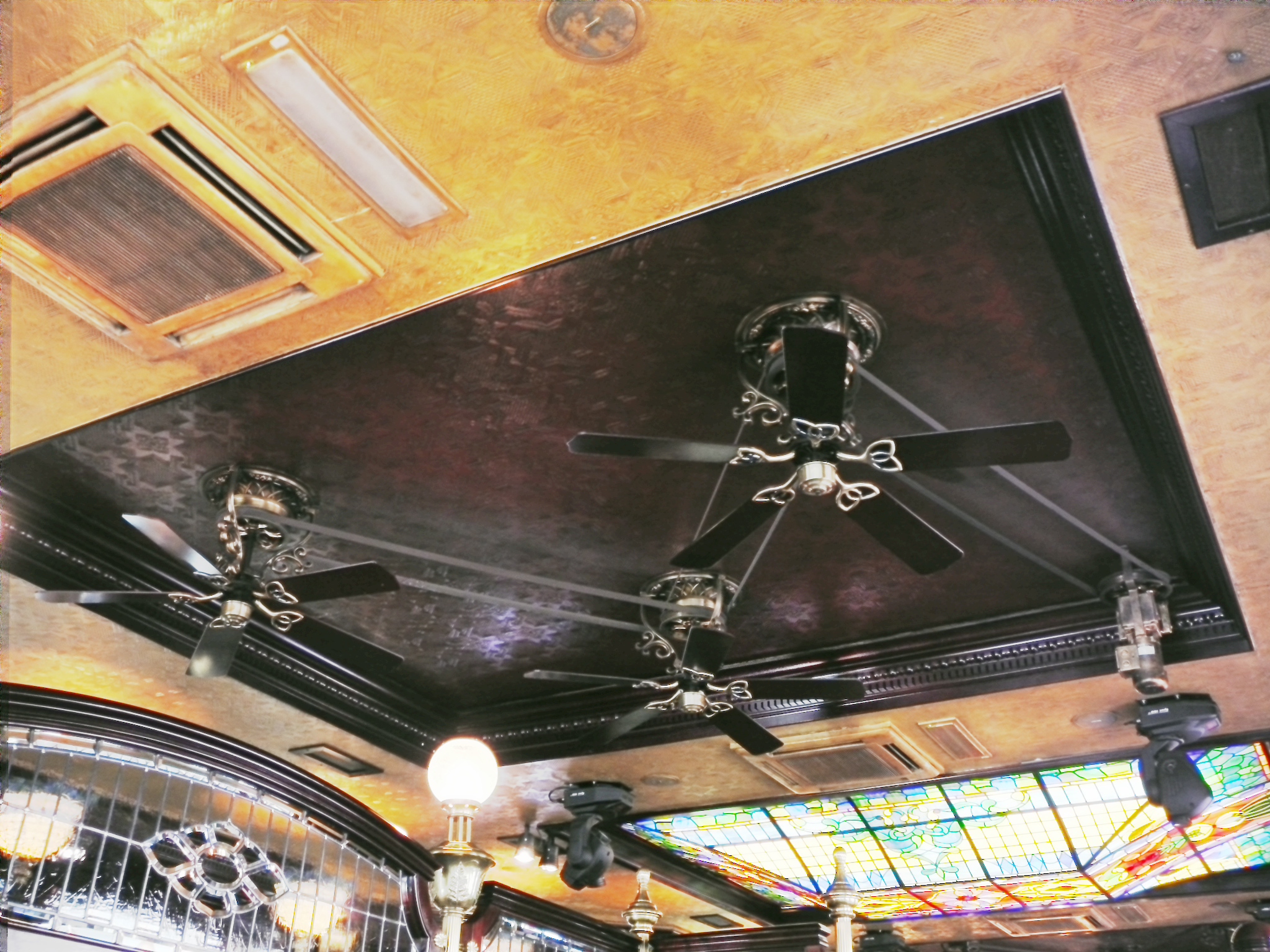 Belt Driven Ceiling Fans Home Decor
