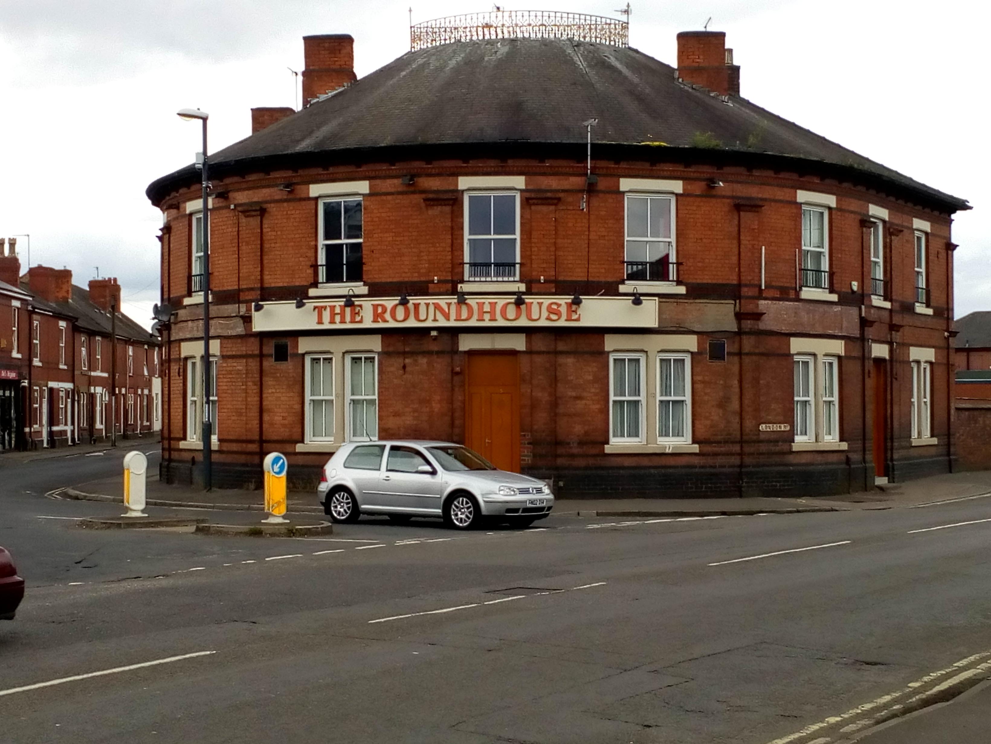 File:Roundhouse on London Road in Alvaston Derby jpg