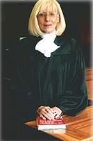 Sandra Beckwith American judge