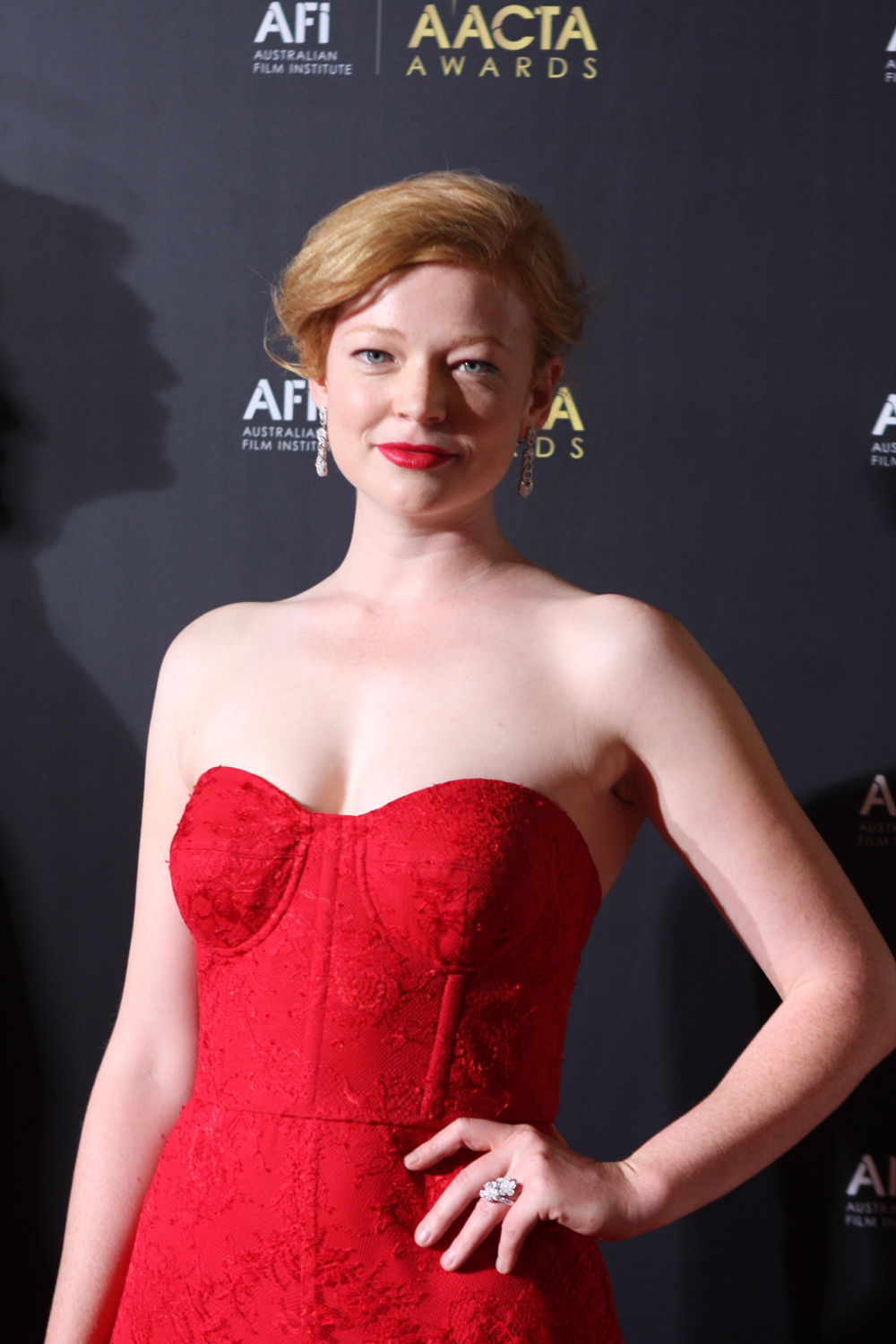 sarah snook interview