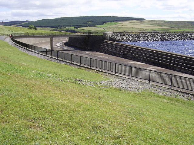 Selset Reservoir - geograph.org.uk - 521234