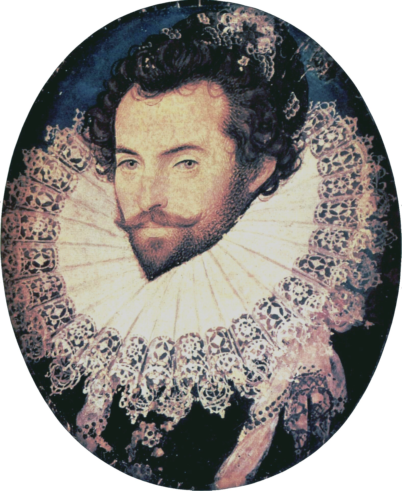 File:Sir Walter Raleigh oval portrait by Nicholas Hilliard.jpg ...