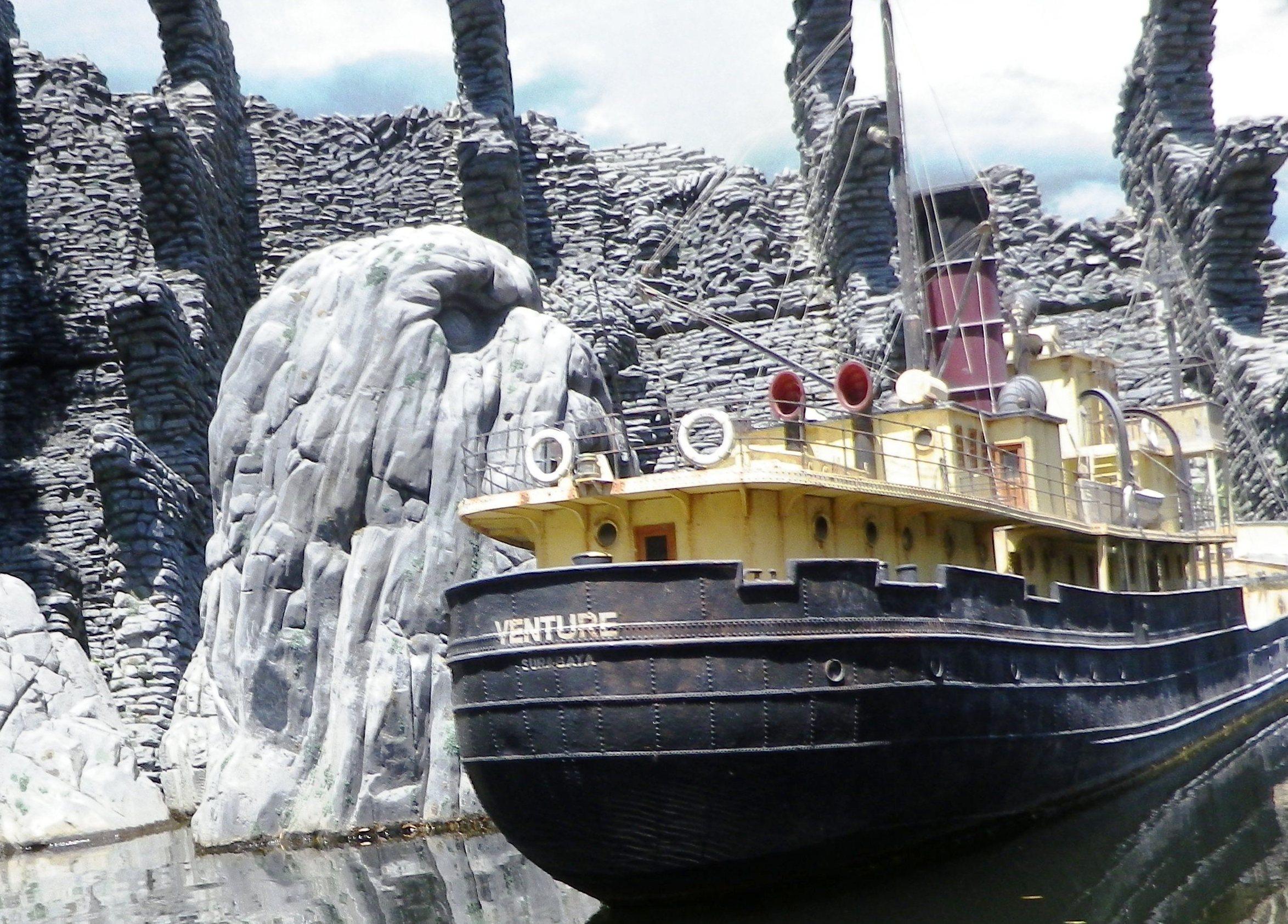 Kong Skull Island Billing Block
