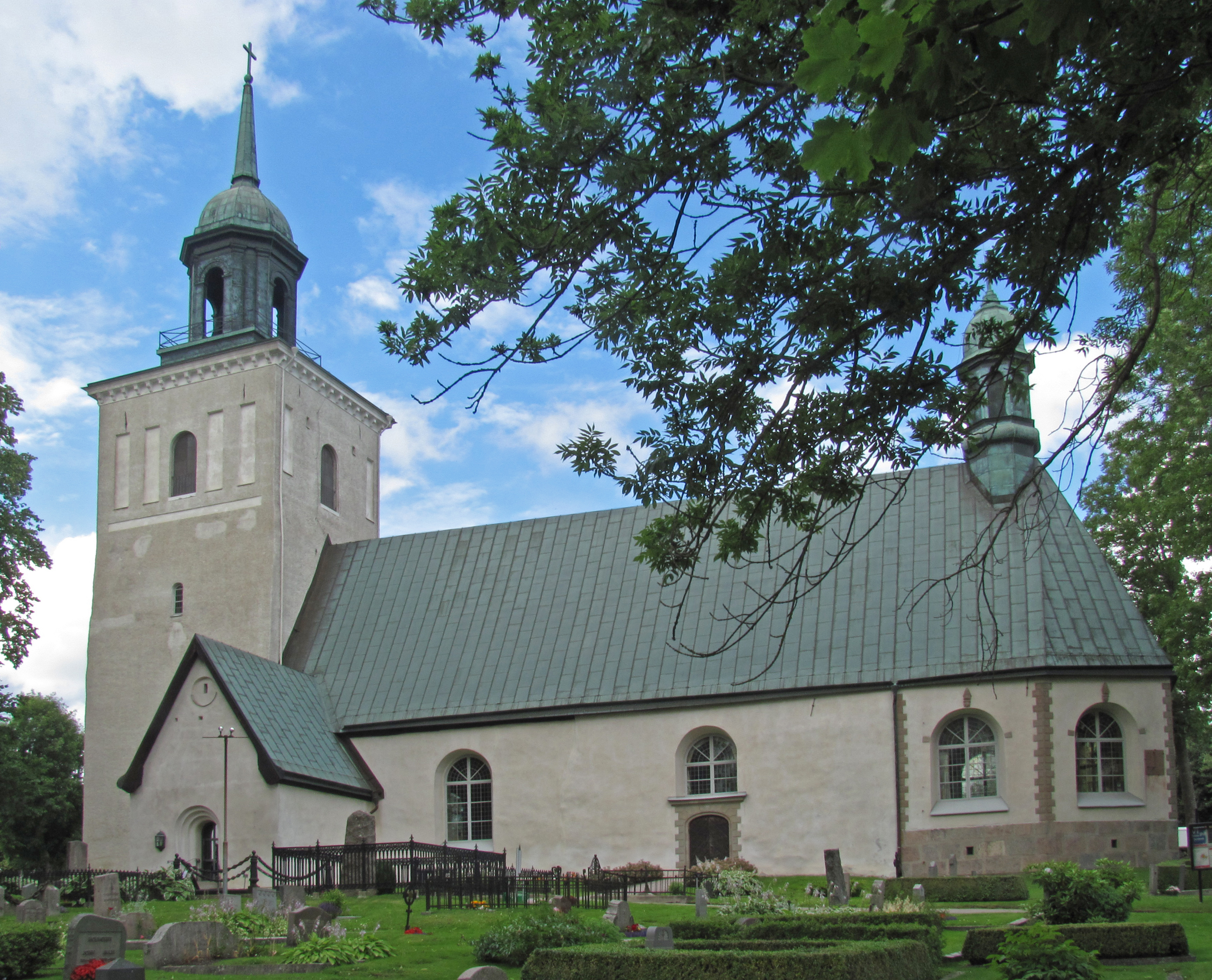 Bild av Sollentuna kyrka