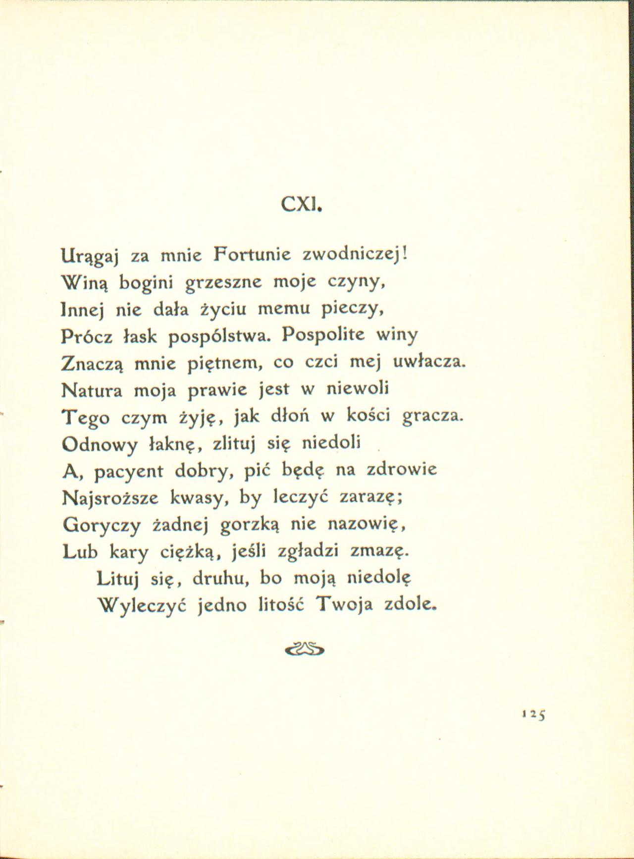Page/125 >> File Sonety Shakespeare A I Cxxxiv I Cxxxvii Cliv Maria
