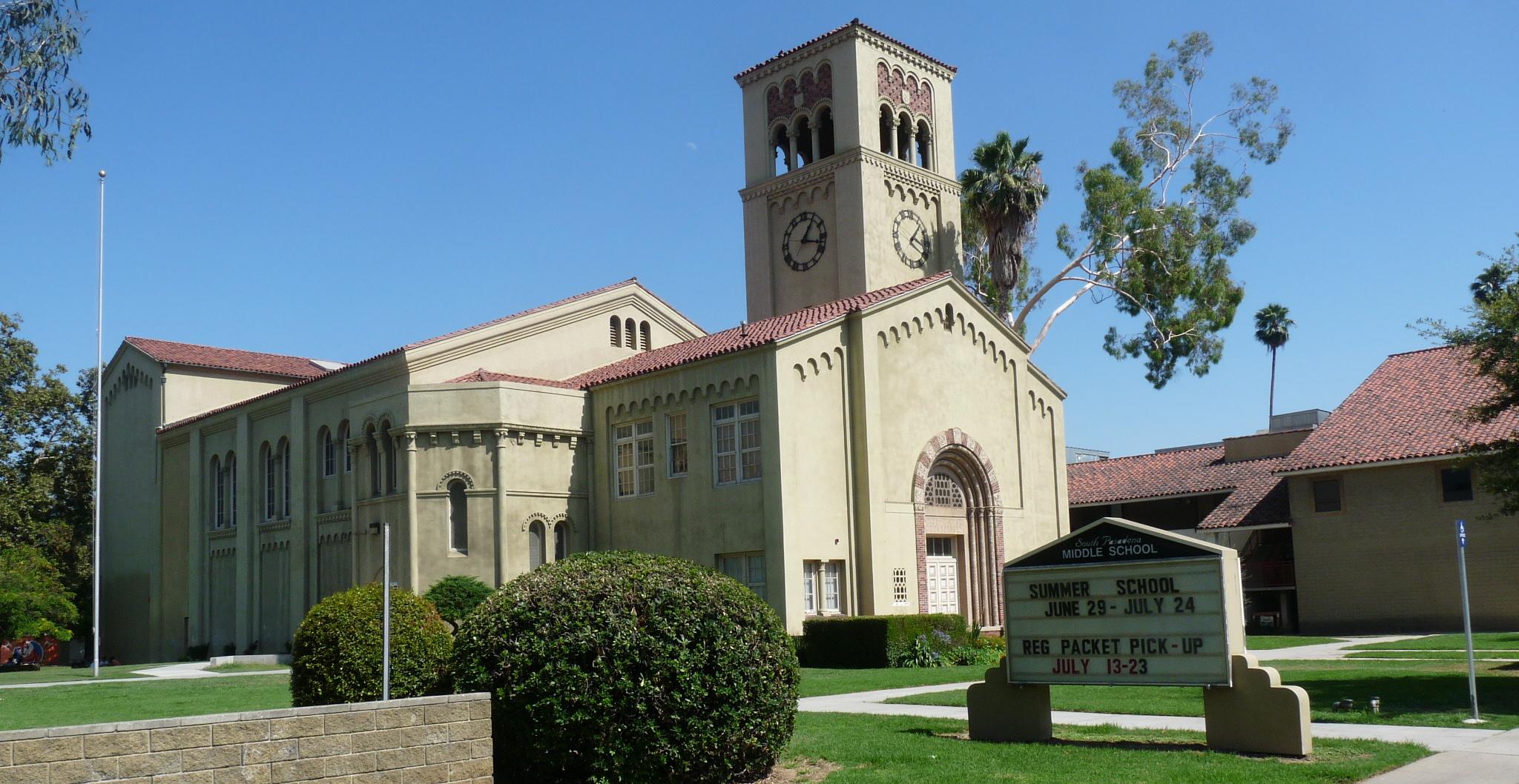 South Pasadena, California - Wikipedia