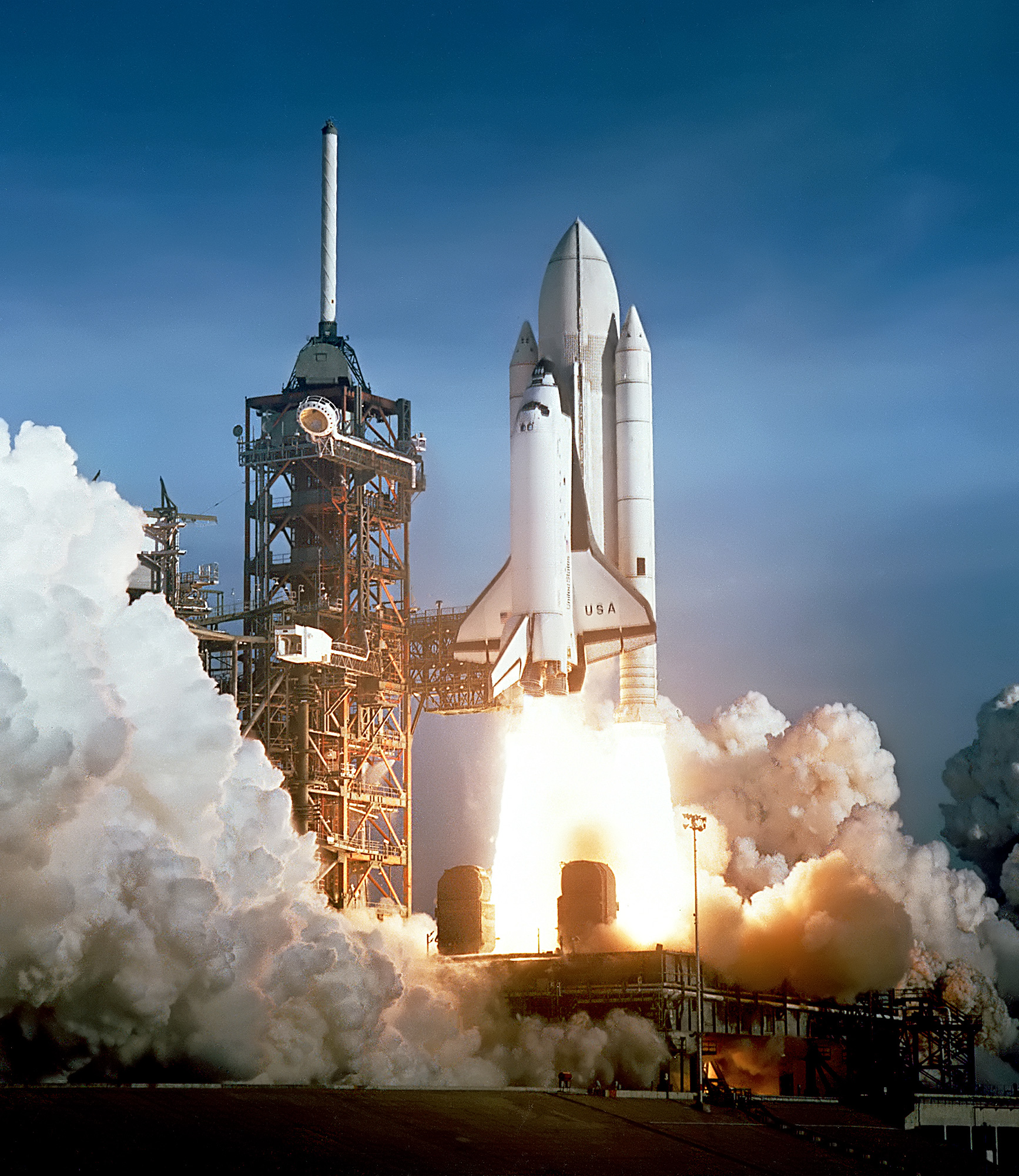 Space Shuttle Columbia disaster - Wikipedia
