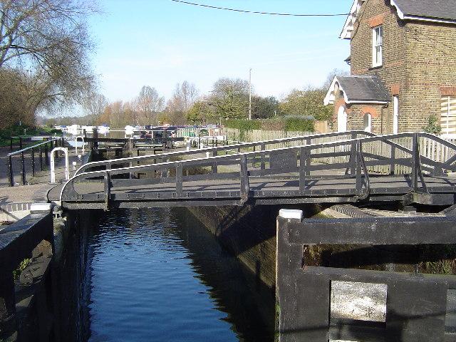 Stanstead Lock