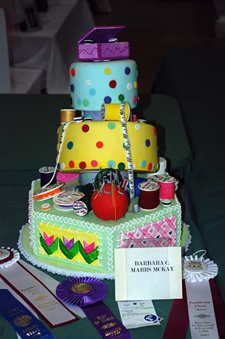 County Fair Cake Ideas