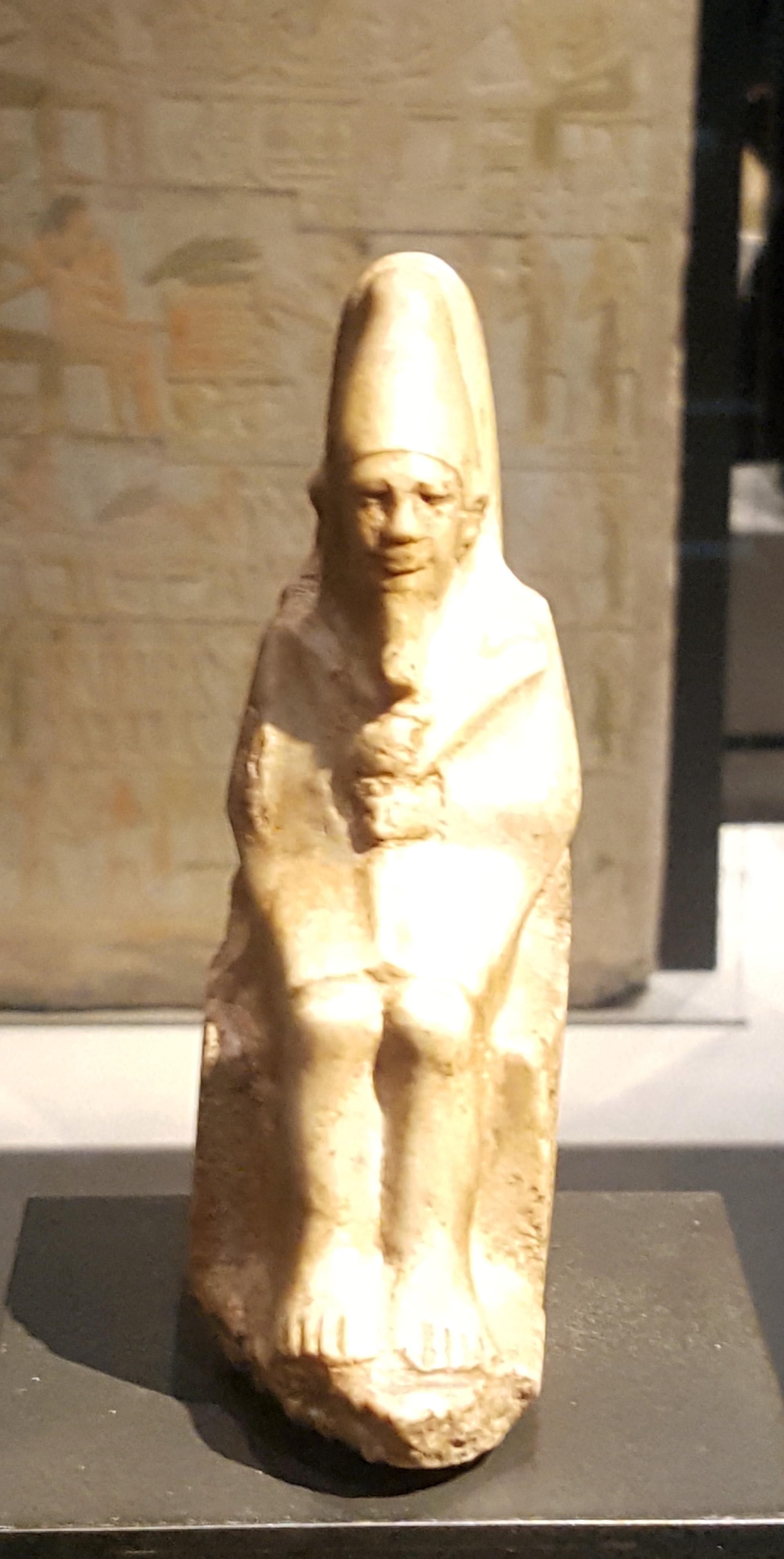 Statue of Pharaoh Ninetjer