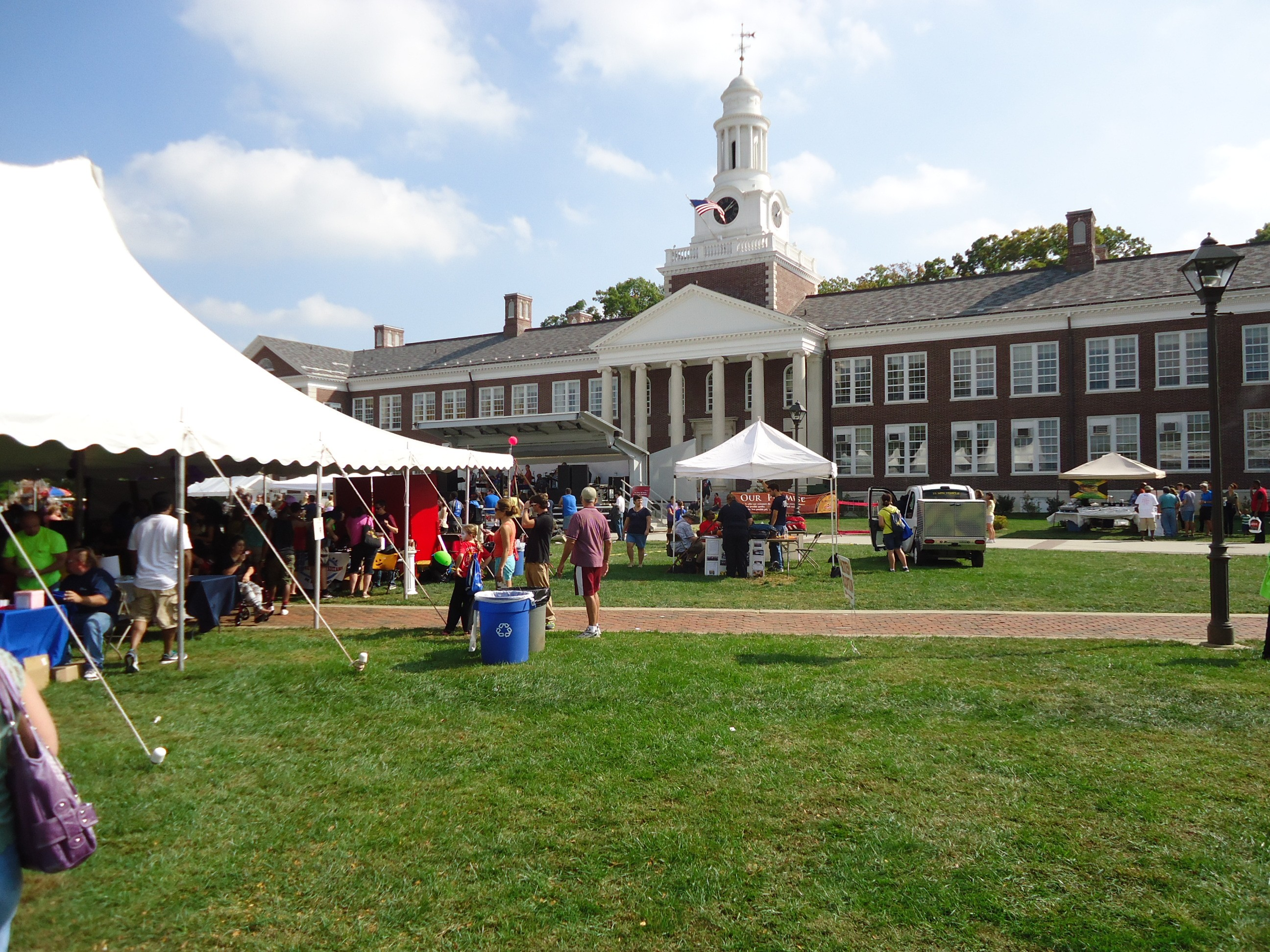 filetcnj the college of new jersey outdoor fair event music and