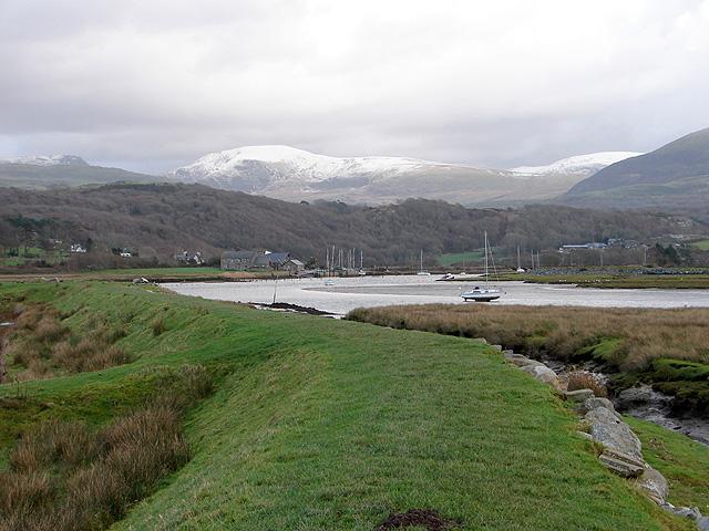 The Artro Estuary - geograph.org.uk - 1068267