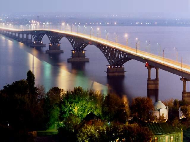 Depiction of Volga
