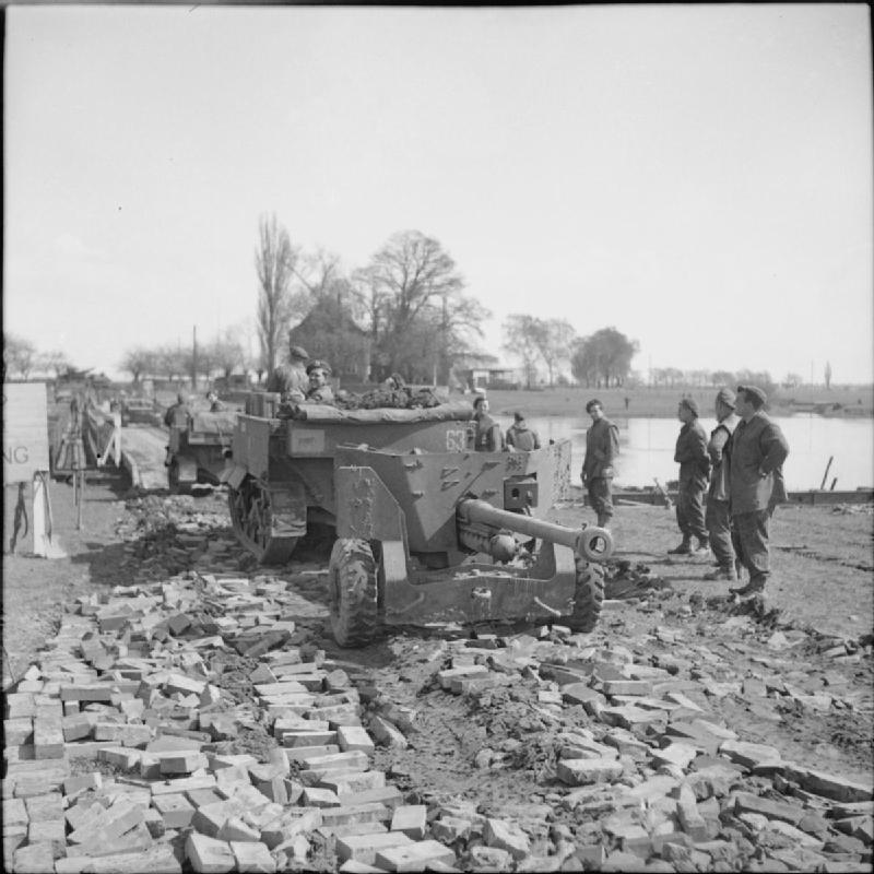 6-pdr anti-tank gun