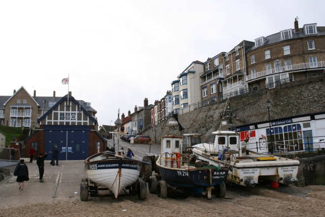 The Gangway, Cromer - geograph.org.uk - 301863
