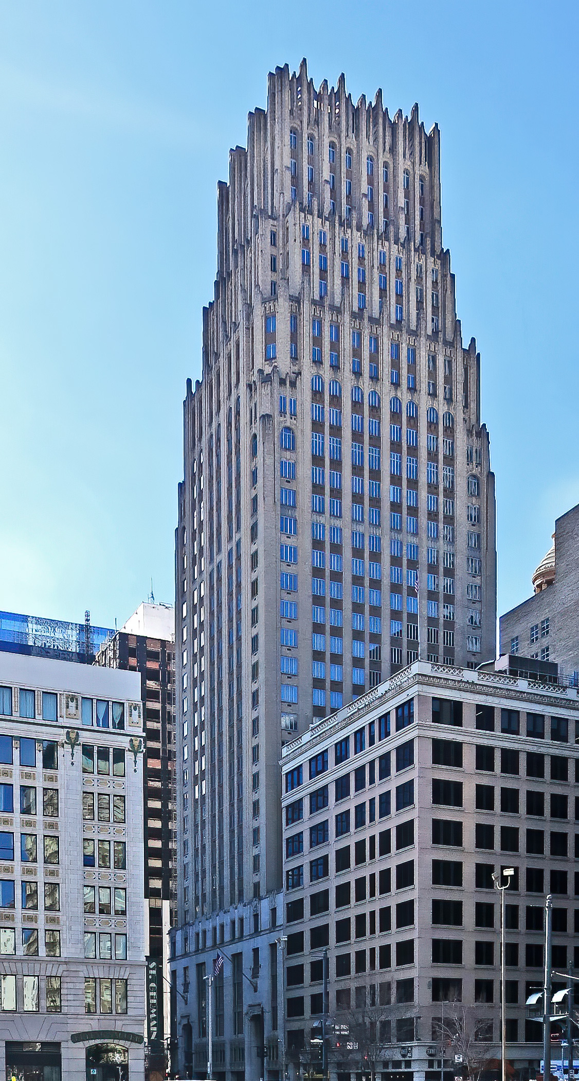 JPMorgan Chase Building Wikipdia