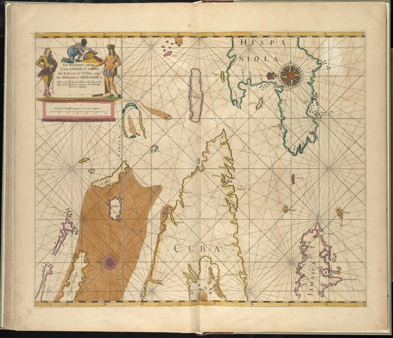 File:The Windward passage from Jamaica, betwene the east ...