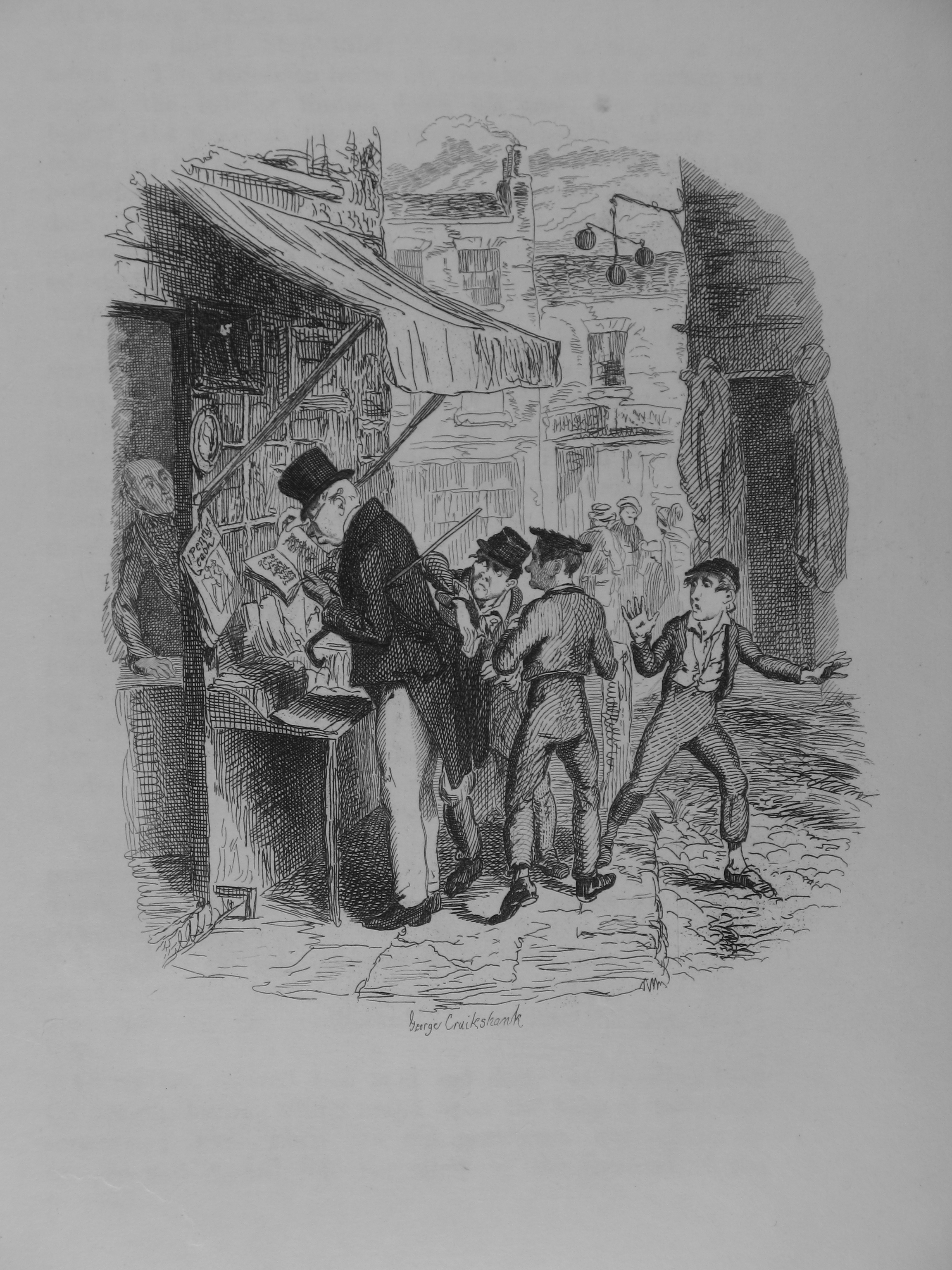 similarities between oliver twist and the biography of charles dickens I am a huge fan of oliver twist and great expectations they've stayed with me my whole life, and inventing scrooge gave me the opportunity to rediscover them dickens is endlessly fascinating.