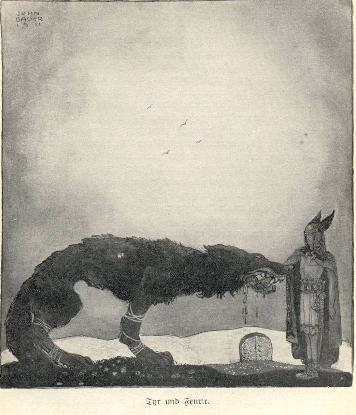 https://upload.wikimedia.org/wikipedia/commons/1/18/Tyr_and_Fenrir-John_Bauer.jpg