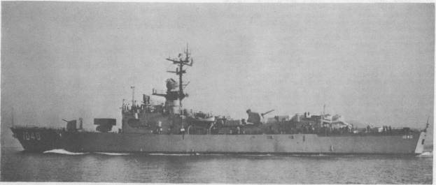 USS Garcia