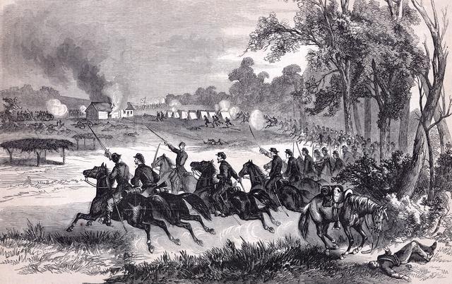 Battle of Honey Springs - Wikipedia