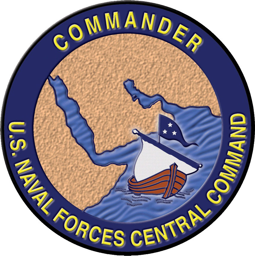 United States Naval Forces Central Command Wikipedia - Map of us navy 5th fleet area of responsibillity