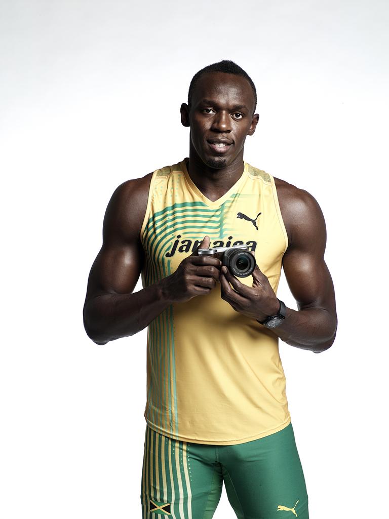Usain Bolt Größe
