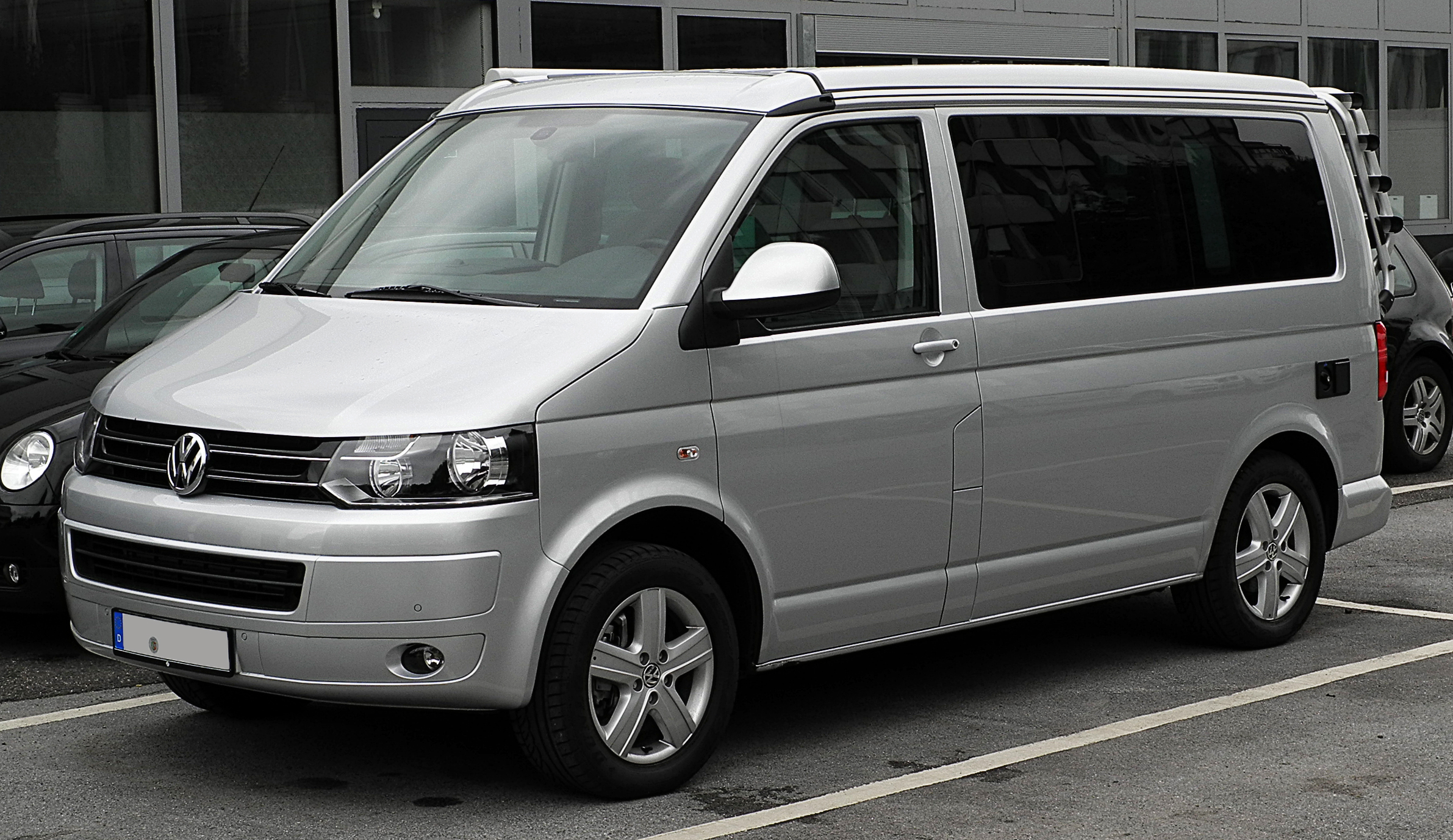 File Vw California Europe 2 0 Tdi T5 Facelift